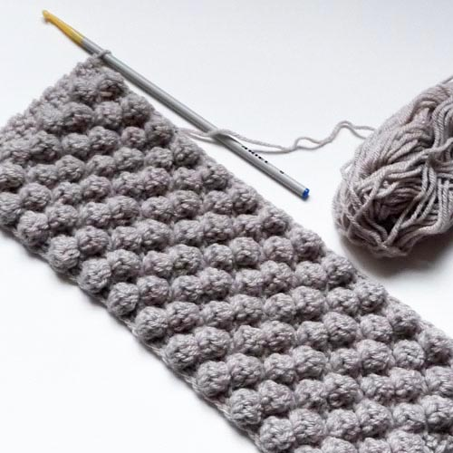 modele point crochet